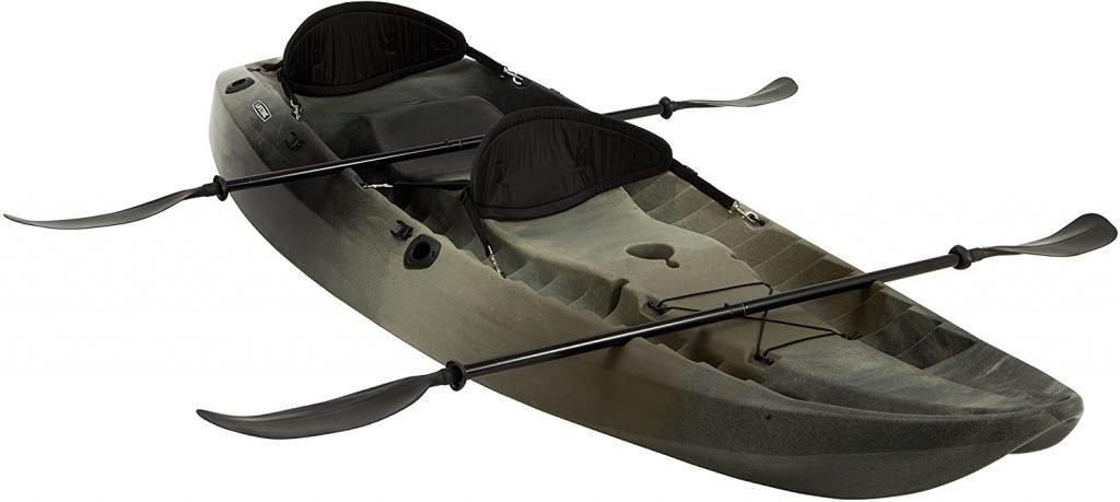 Lifetime 10 Foot 2 Person Tandem Fishing Kayak