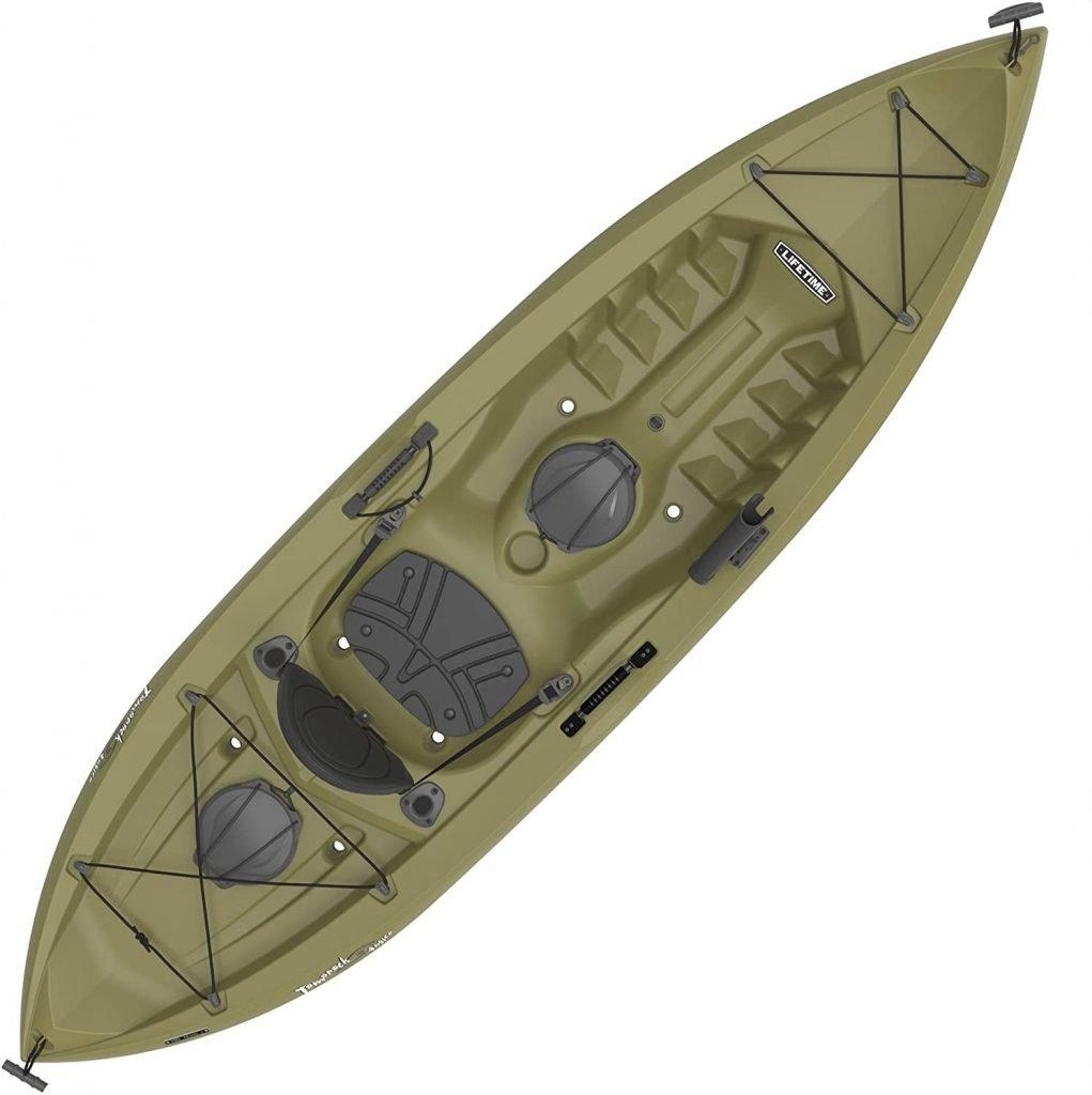 Lifetime Tamerack Angler Sit-On-Top Kayak