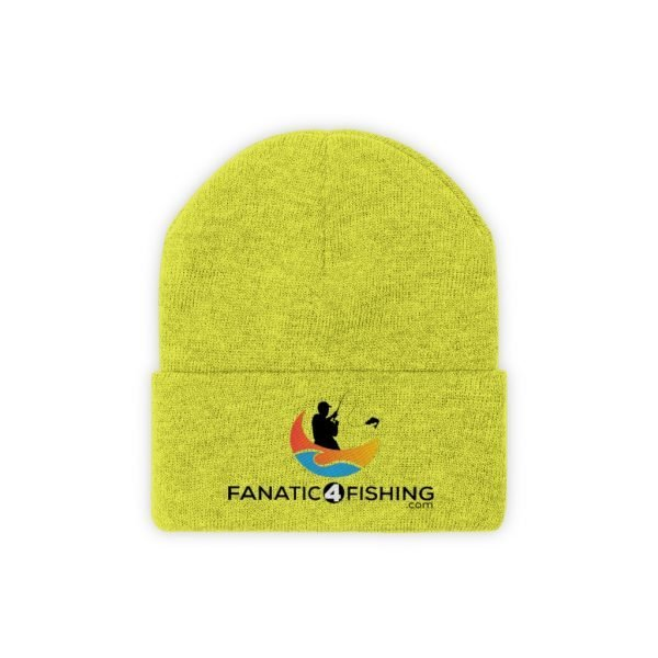 F4F - Knit Beanie front