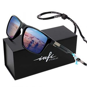 Fishing Polarized Sunglasses for Men by INFI