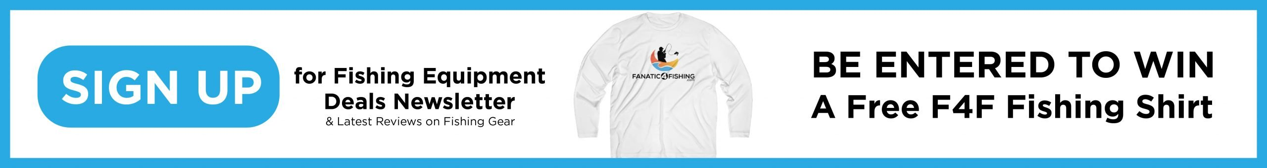Enter to Win Fishing Shirt