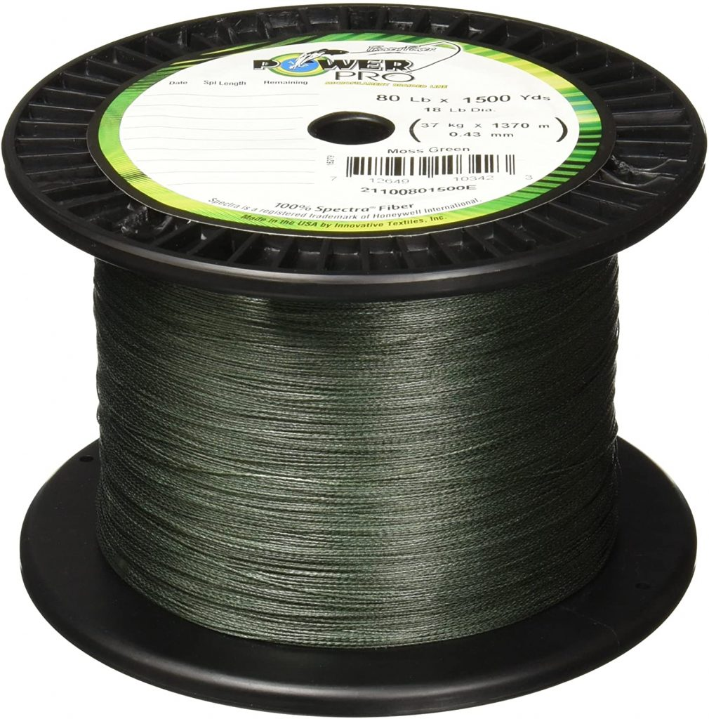 image product of Power Pro Spectra Fiber Braided Fishing Line