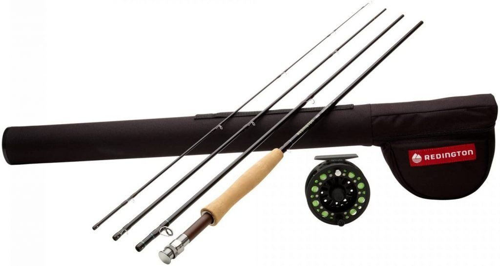 image product of Redington Path Rod and Reel Fly Fishing Combo
