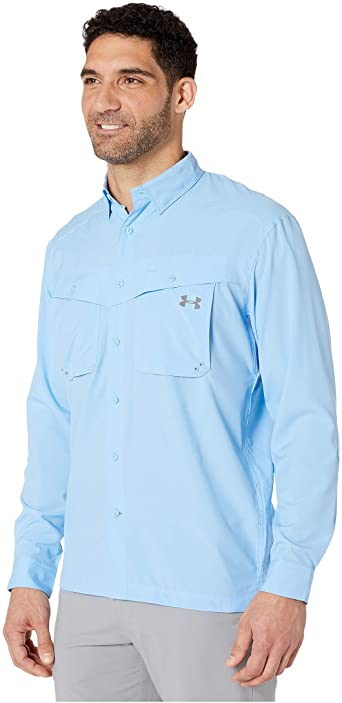 image product of Under Armour Tide Chaser Long Sleeve Fishing Shirt