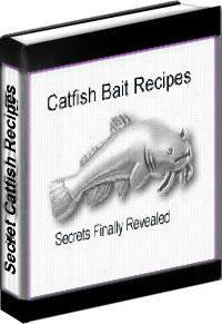 catfish bait recipes book