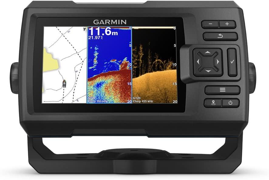 Garmin Striker Plus 5cv Fish Finder