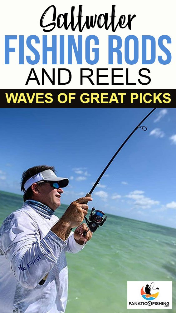 Saltwater Fishing Rods and Reels