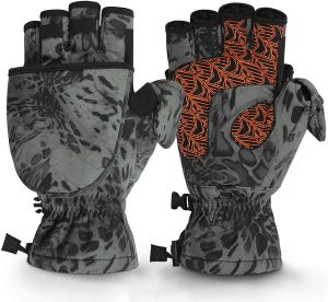 KastKing PolarBlast Ice Fishing Gloves