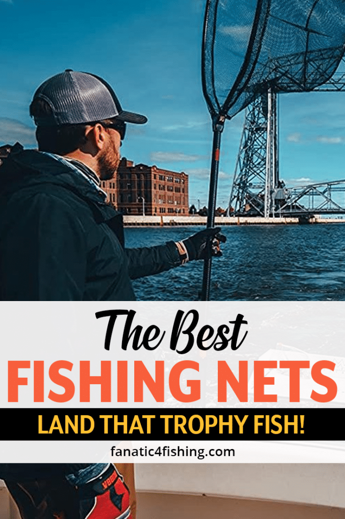 cover image of The Best Fishing Nets