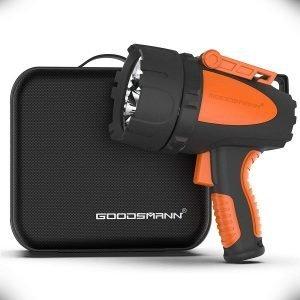Goodsmann Rechargeable Waterproof Spotlight