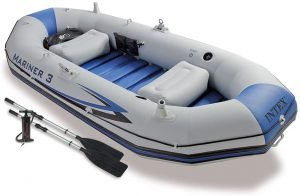 Intex Mariner Inflatable Fishing Boat