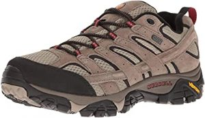 Merrell Moab 2 Waterproof Hiking and Fishing Shoes