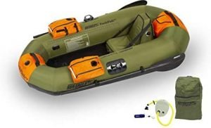 Sea Eagle PF7K PackFish Inflatable Fishing Boat