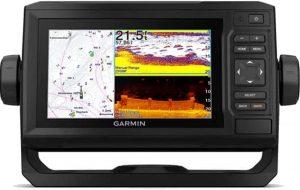 Garmin ECHOMAP UHD 64Cv Fish Fiinder