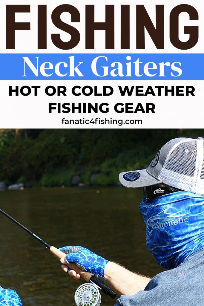Fishing Neck Gaiters