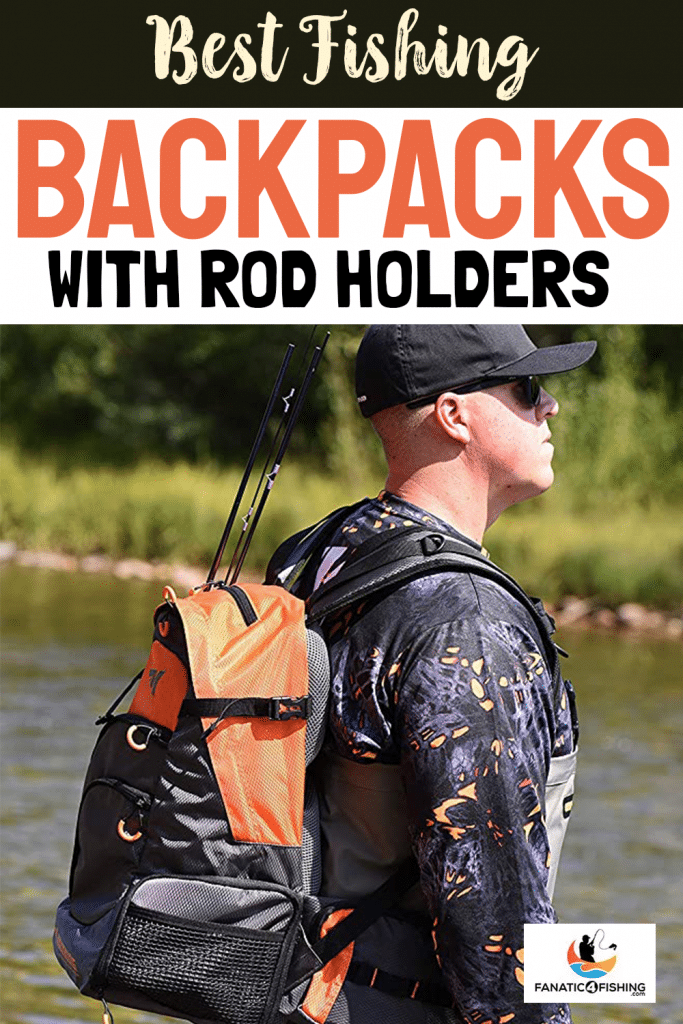 Best Fishing Backpacks with Rod Holders