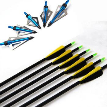 Composite Arrows