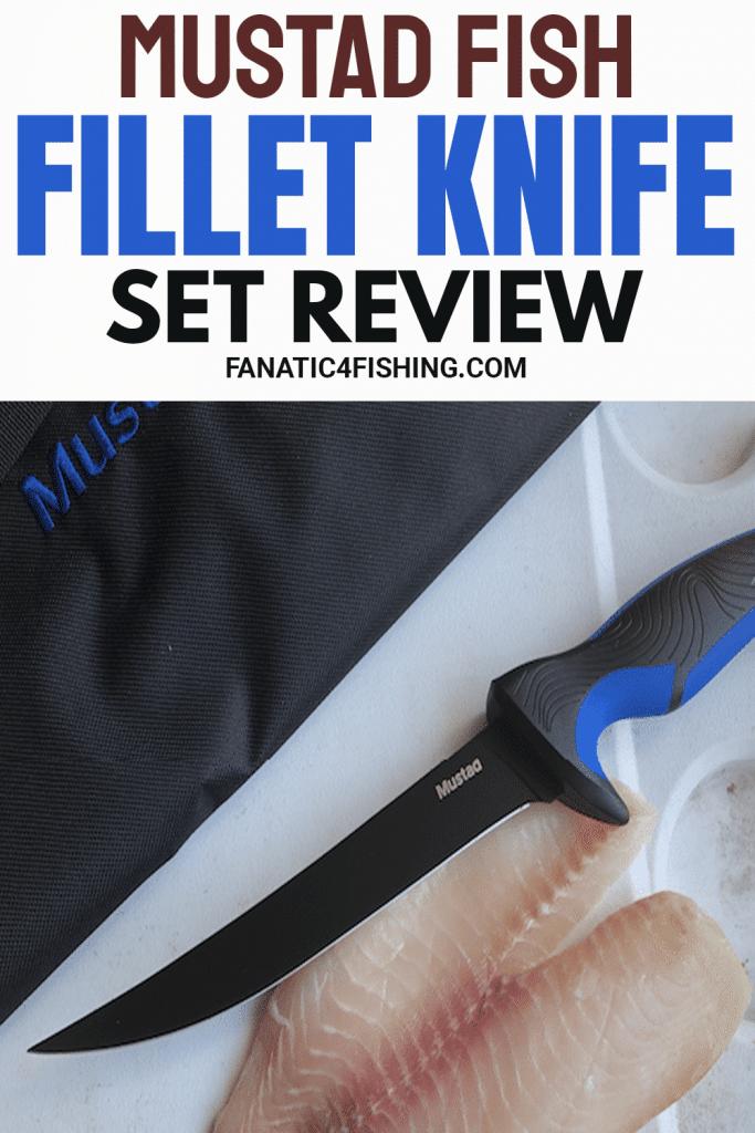 Mustad Fish Fillet Knife Set Review